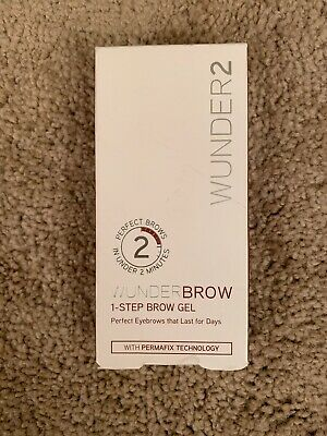 Wunderbrow - The Perfect Eyebrows That Last for Days in Under 2 Minutes Brunette