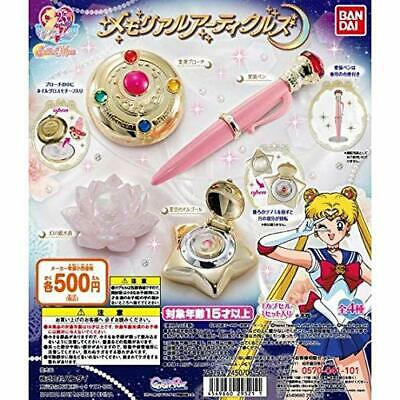 Sailor Moon Memorial article's [all 4 sets (Full comp)] Capsule toy