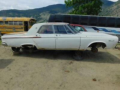 Parting Out Completely 1965 Dodge Coronet 440 4 Door. ( One Lugnut ) 65Dc1X-900