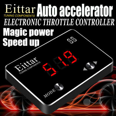 ELECTRONIC THROTTLE CONTROLLER 9 MODE Pedal Accelerator Fuel