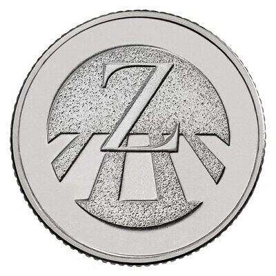 Letter Z Zebra Crossing - 10p 2019 A-Z Coins UNCIRCULATED from sealed bags