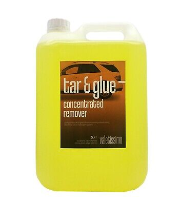 Ultra Tar And Glue Remover - Car Valeting - Lemon Fragrance - 5L