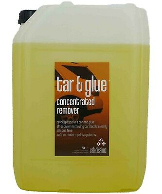 Ultra Tar and Glue Remover - Car Valeting - Lemon Fragrance - 20L