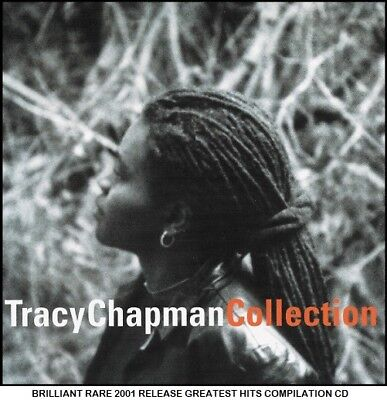 Tracy Chapman - The Very Best Greatest Hits Compilation - RARE Pop Rock Folk CD