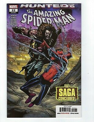 Amazing Spider-Man Vol 5 # 22 Cover A NM