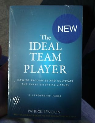Ideal Team Player : How To Recognize And Cultivate - New Paperback Book
