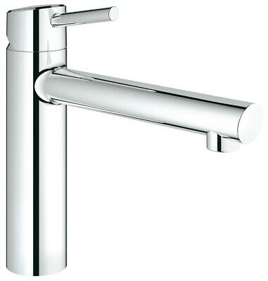 Grohe 31491Dc0 Concet to Mitigeur Evier Argent