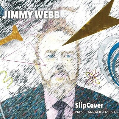 Jimmy Webb Slipcover CD New Pre Order 17/05/19