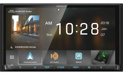 Kenwood DDX9705S 6.95 Inch Wide Vga Color Lcd Display With Capacitive Touch Panl