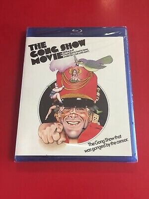 THE GONG SHOW Movie (1980) Blu-ray Chuck Barris, Mabel King, Rip