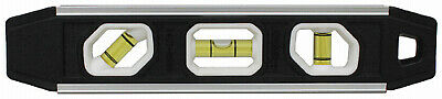 JOHNSON LEVEL & TOOL 9-Inch Contractor Magnetic Torpedo Level 1421-0900