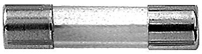 COOPER BUSSMANN Glass Fuse, Type GMA, Fast-Acting, 5-Amp, 125-Volt, Must Purchas