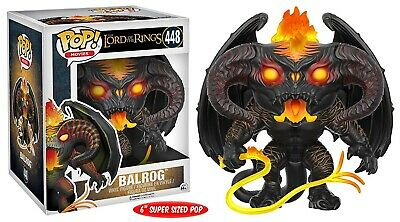 "Funko - Pop 6"": Lord Of The Rings / Hobbit - Balrog Brand New In Box"