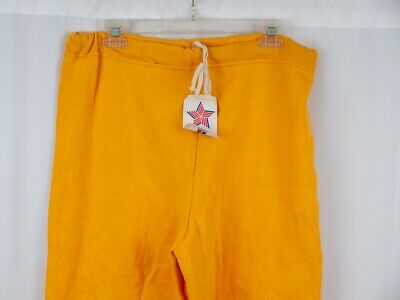 Russell Athletic VTG 90's DEAD STOCK Poly Cotton Mens Sweatpants Joggers - M USA