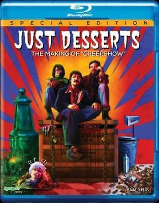 Just Desserts: The Making of Creepshow (DVD,2016)