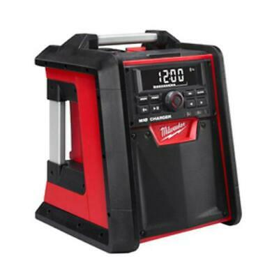 Milwaukee Electric Tools 2792-20 Milwaukee M18 Bluetooth Jobsite Fm/am, Aux