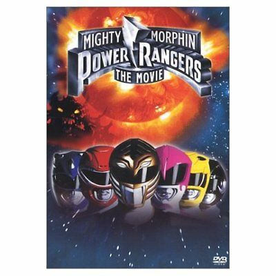 Mighty Morphin Power Rangers: The Movie (DVD,1995)