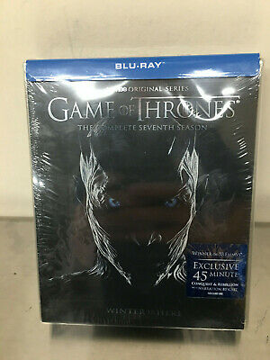 Game of Thrones: Season 7 Seventh (Blu-ray)  BRAND NEW SHIPS Fast Sealed Box