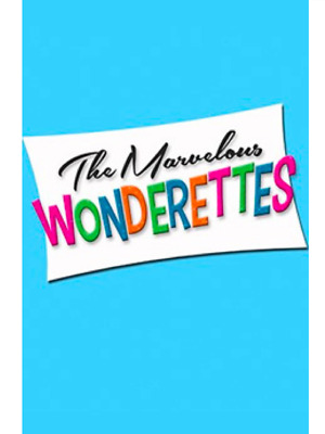 The Marvelous Wonderettes Off Broadway Playbill +Full Color Brochures And Flyers