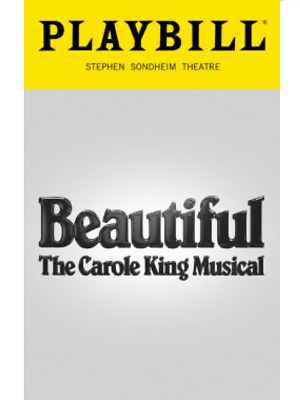 Beautiful Broadway Playbill +Full Color Brochures And Flyers