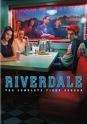 Riverdale: The Complete First Season (DVD,2017) (ward631557d)
