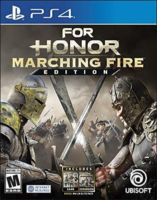 Ubisoft UBP30512199 For Honor Marching Fire Lt Ps4