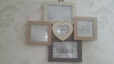 53c867d553 DEBENHAMS SILVER COLOURED Photo Frame 7x5 - £2.50 | PicClick UK