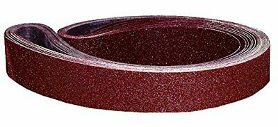 "Astro Pneumatic 303760G 60 Grit 1/2"" X 18"" Sanding Belt - 10pc"