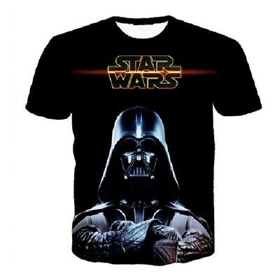 Star Wars Last Jedi Stormtrooper Vader Newest Fashion Men's Women's Basic Tee
