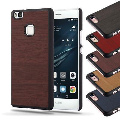 Hard Case for Nokia Protection Cover Vintage Wooden Bumper TPU