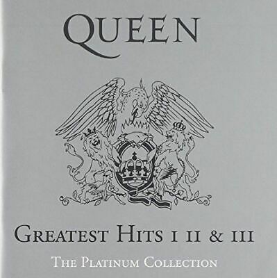 Queen: Greatest Hits I, II & III - The Platinum Collection (3CD) - CD