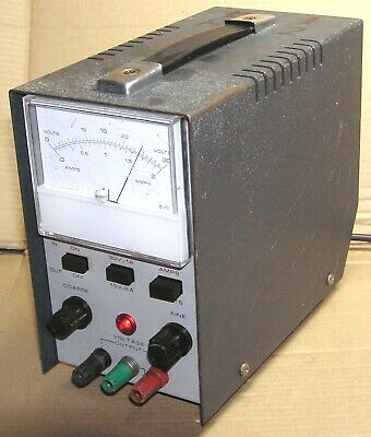 Farnell Bench Power Supply, Model E30/2, Serviced Calibrated & Fully Working !