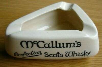 Whisky Advertising. McCallums Perfection Scots Whisky. Royal Doulton.