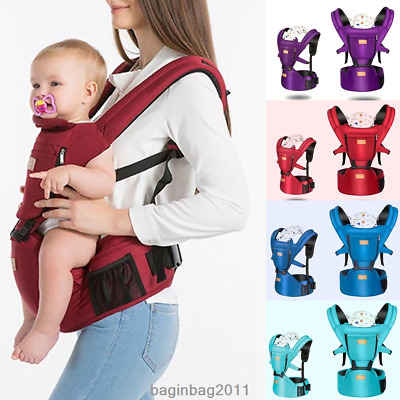 Baby Carrier Kids Toddler Newborn Waist Hip Seat Wrap Belt Sling Backpack New