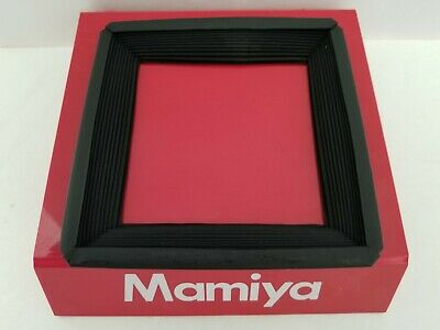 Mamiya RB RZ BELLOWS replacement for G-2 BELLOWS LENSHOOD (or DIY for other use)