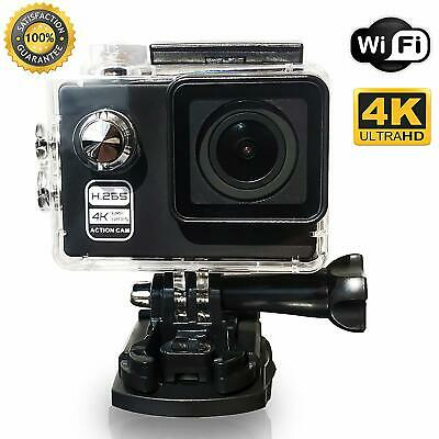 Action Cam 4K Wi-Fi 16MP Ultra completa di accessori 021171