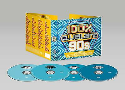 Various / 100% Clubland 90s *NEW CD*