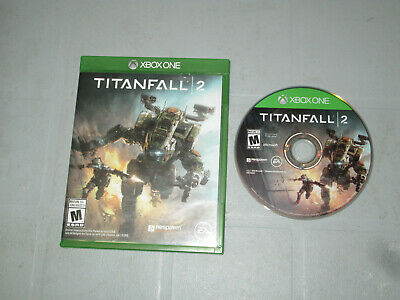 Titanfall 2 (Microsoft Xbox One, 2016) Complete