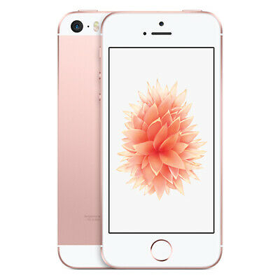 Apple iPhone SE 16GB Rose Gold LTE Cellular Rogers/Fido MLY22LL/A - R