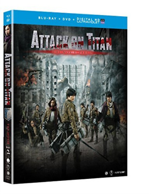 ATTACK ON TITAN THE MOVIE: ...-ATTACK ON TITAN THE MOVIE: PART 2 (2P Blu-Ray NEW