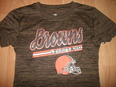 quality design 4444b 5d3f5 CLEVELAND BROWNS NFL Embroidered Youth Hooded Football ...