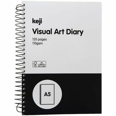Keji A5 Visual Art Diary