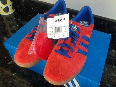 innovative design 3b6c0 5f191 Vintage 2014 Adidas Rouge Uk 10.5 , Bnwt 1 For 1 Re-Issue Collectors  Condition