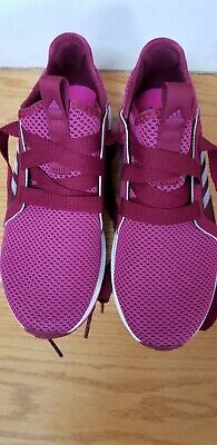 afb97527e7ff7 ADIDAS EDGE BOUNCE Women s Size 8 Running Shoe Sneaker Size 8 Orchid ...
