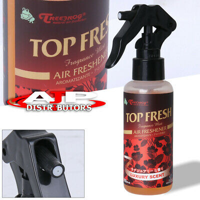 Treefrog Tree Frog Natural Air Freshener Luxury Fragrance Mist Spray 100Ml