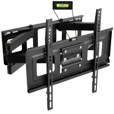 "Support TV mural orientable et inclinable 32"" - 55""  LCD 81-140cm"
