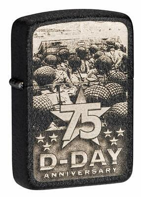 Zippo 75th Anniversary D-Day Lighter Set, Limited Edition 29930