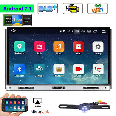 ANDROID 7 1 CAR stereo GPS CD DVD player 7