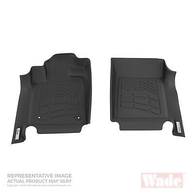 Westin 72-110010 Wade Sure-Fit Floor Liner Fits Ford 08-10 Super Duty