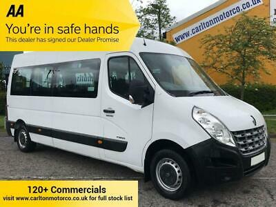 2012/ 12 Renault MASTER LM35 DCI 100 WAV MINIBUS-ADAPTED-DISABLED